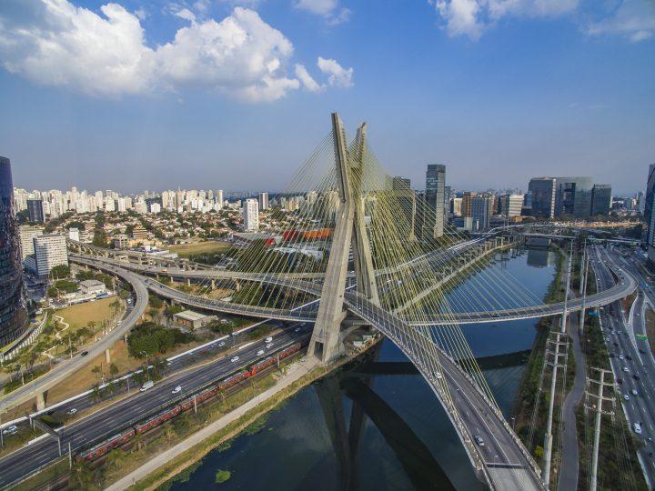 Aumento no volume de tráfego de veículos impõe controle de pontes e viadutos