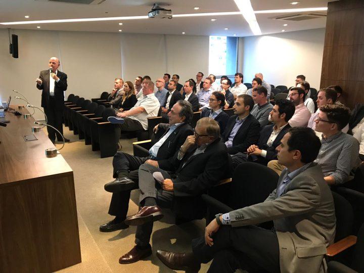 ABEMI recebe visita de alunos de MBA Executivo da ESMT Berlin, da Alemanha