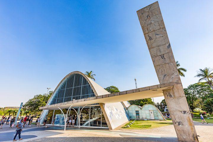 Tecnibras conclui obra de restauro da Igreja da Pampulha, em Belo Horizonte