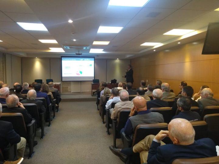 Presidente da EMAE fala durante evento na ABEMI sobre investimentos em São Paulo