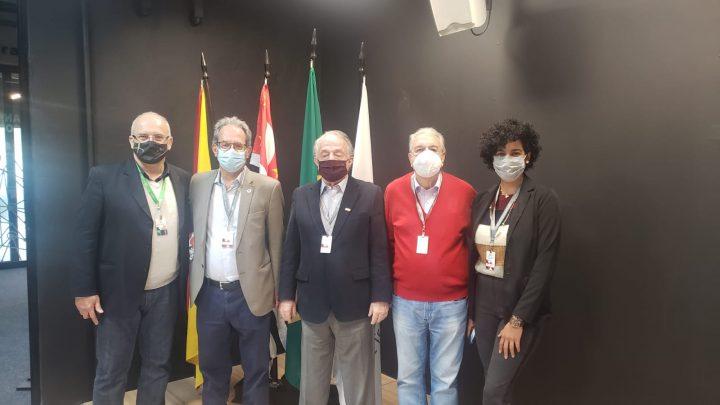 ABEMI, Instituto de Engenharia, Deloitte e SINICON visitam o Parque Tecnológico de Sorocaba (SP)